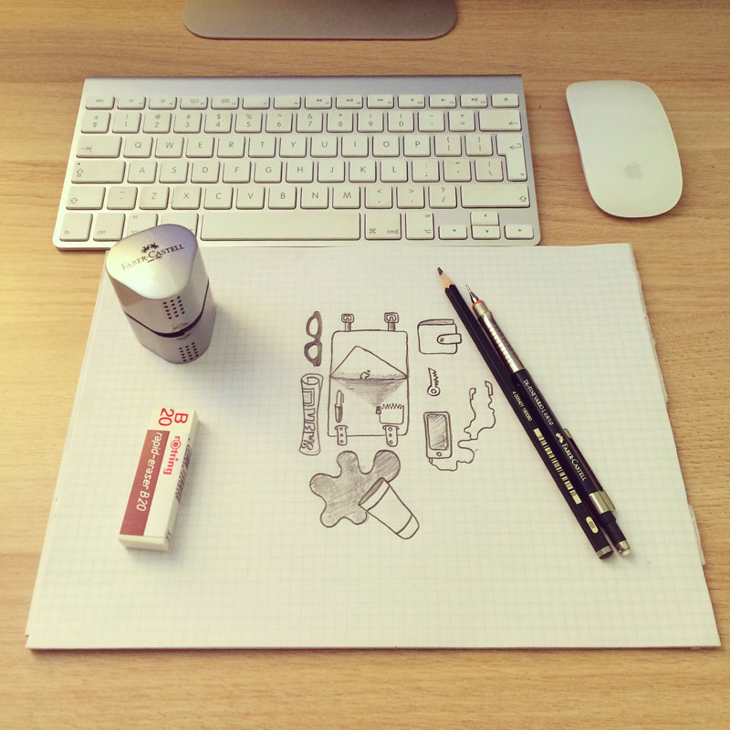 Draft Sketch