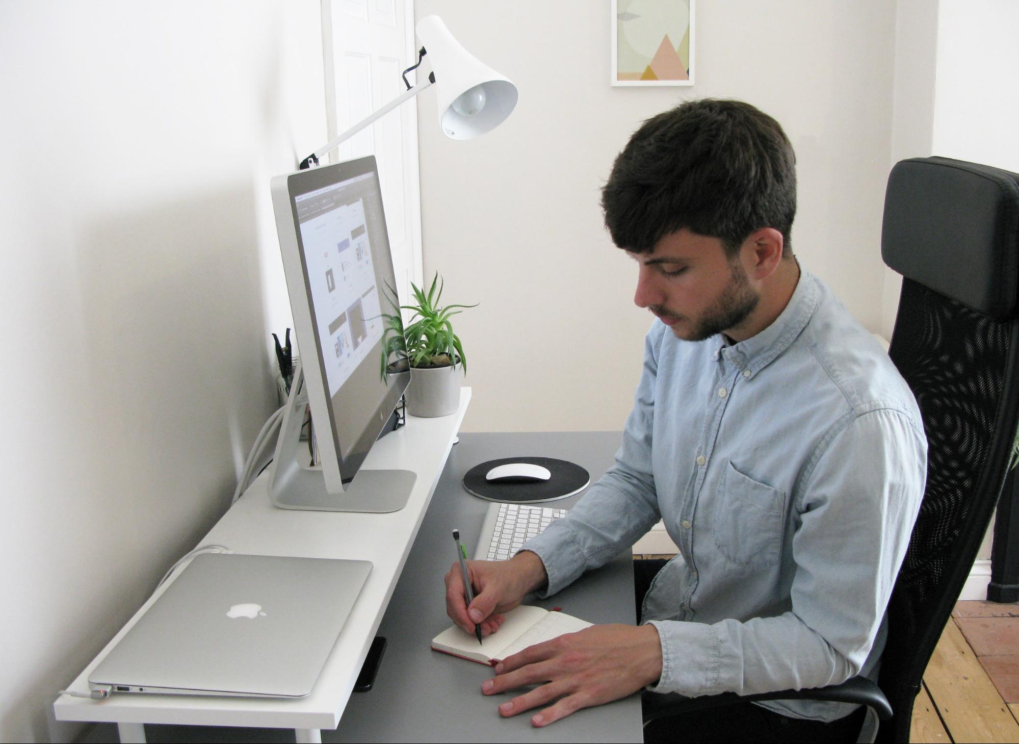 Meet Andrew Cullen - Product Designer at InVision App
