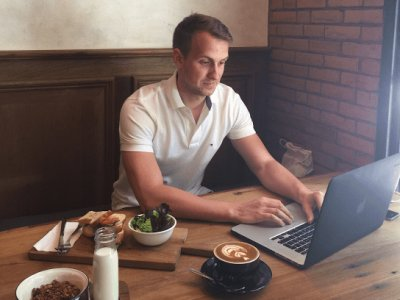 Meet Jan Losert - Lead UI/UX Designer at Tapdaq and Digital Nomad