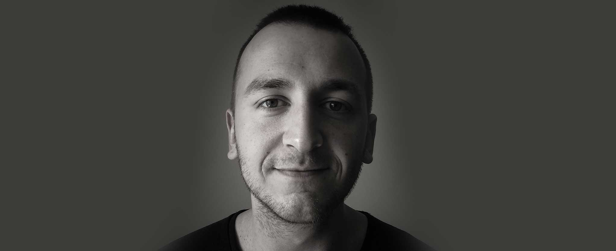 Meet Mateusz Dembek - Graphic Designer and Teacher from Poland