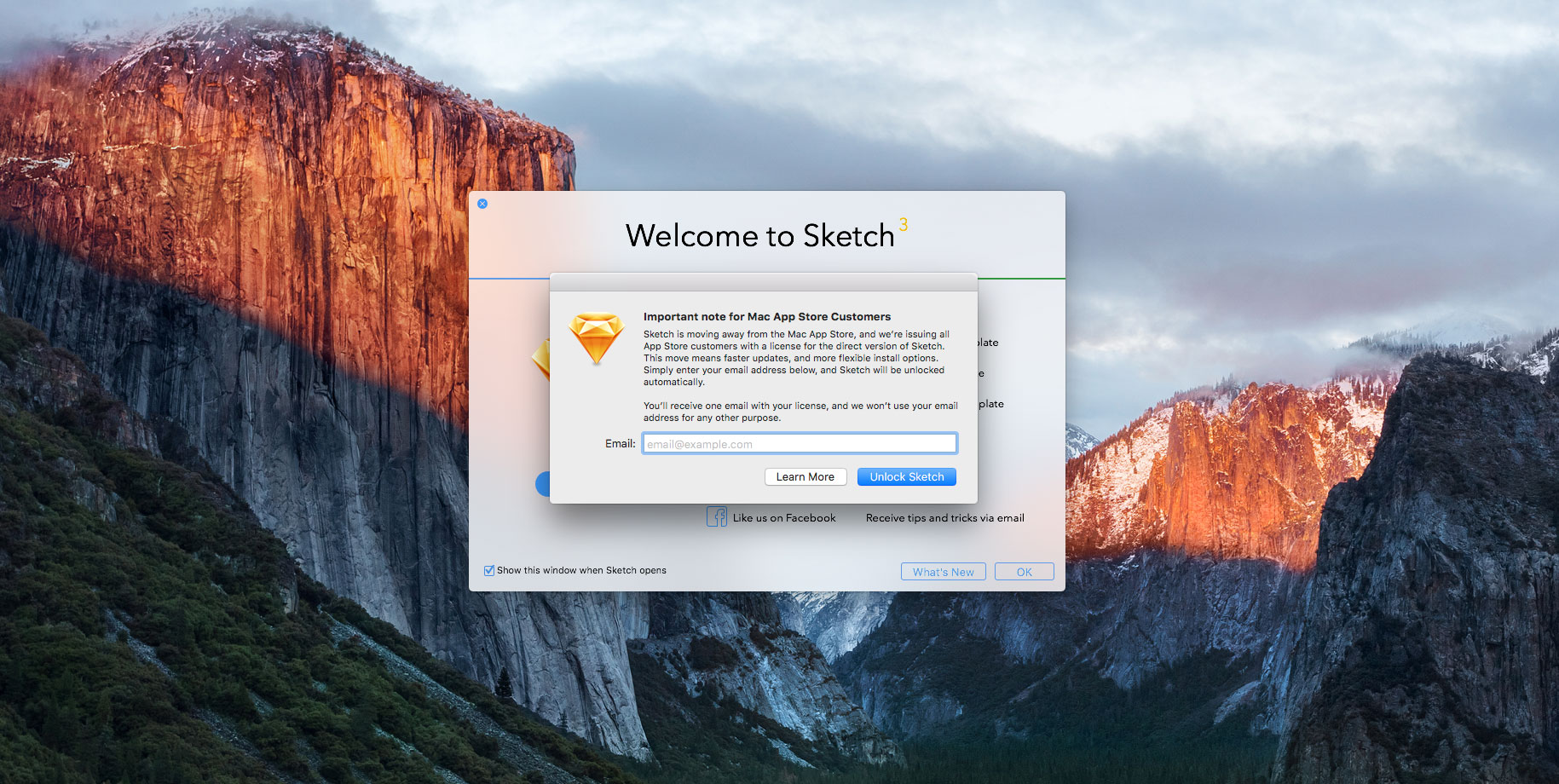 Installing Sketch App and Tips for Mac App Store Users