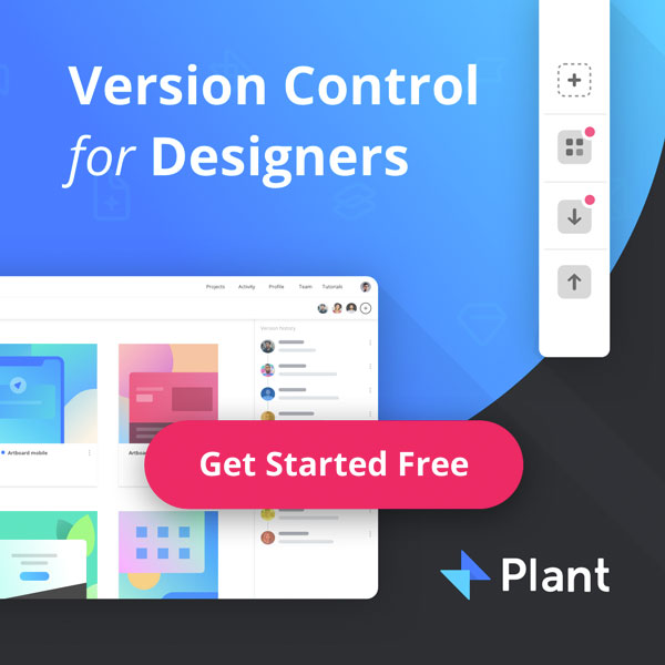 Plant - Version Control for Designers