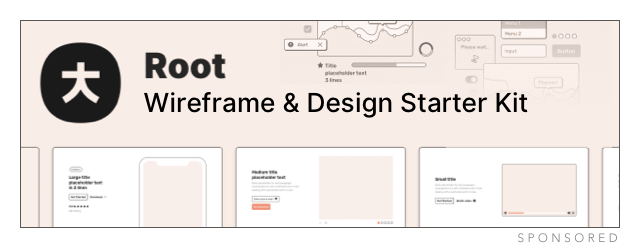 Root Wireframe Starter Kit