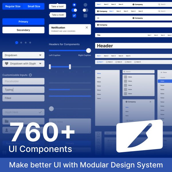 Slice - Modular Design System for Sketch
