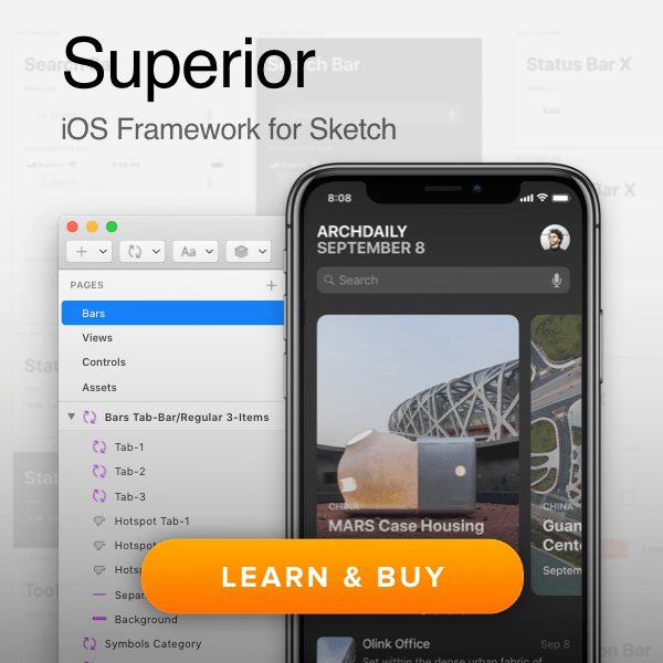 Superior iOS Framework
