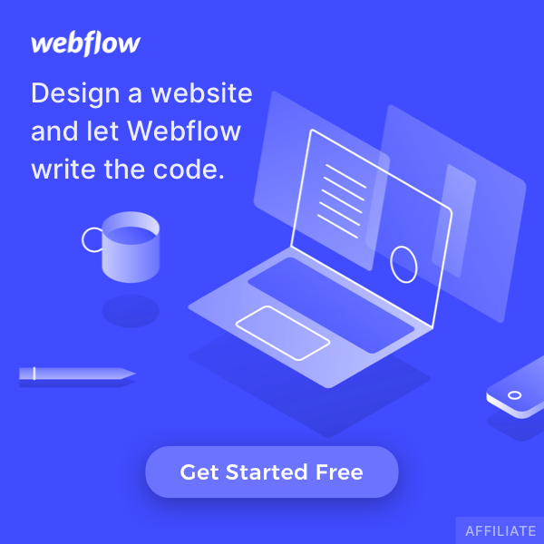 Design and Develop Websistes Simultaneously with Webflow