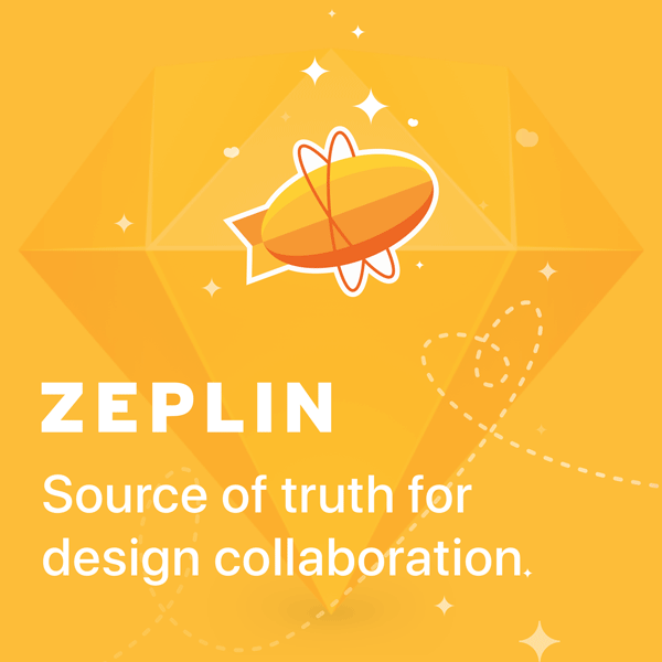 Zeplin - Source of truth foer design collaboration