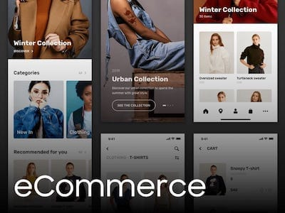 all resources for eCommerce
