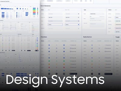 all resources for design systems