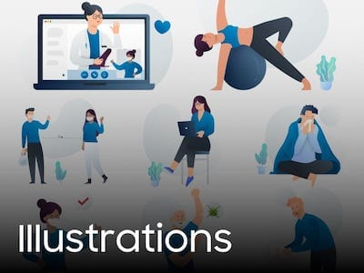 all resources for illustrations