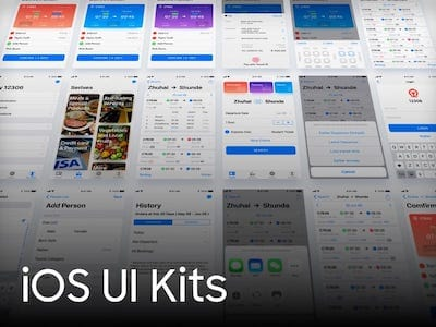 all resources for iOS