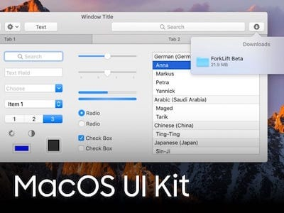 all resources for macOS