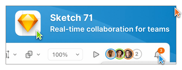 Sketch 71: Real-time Collaboration