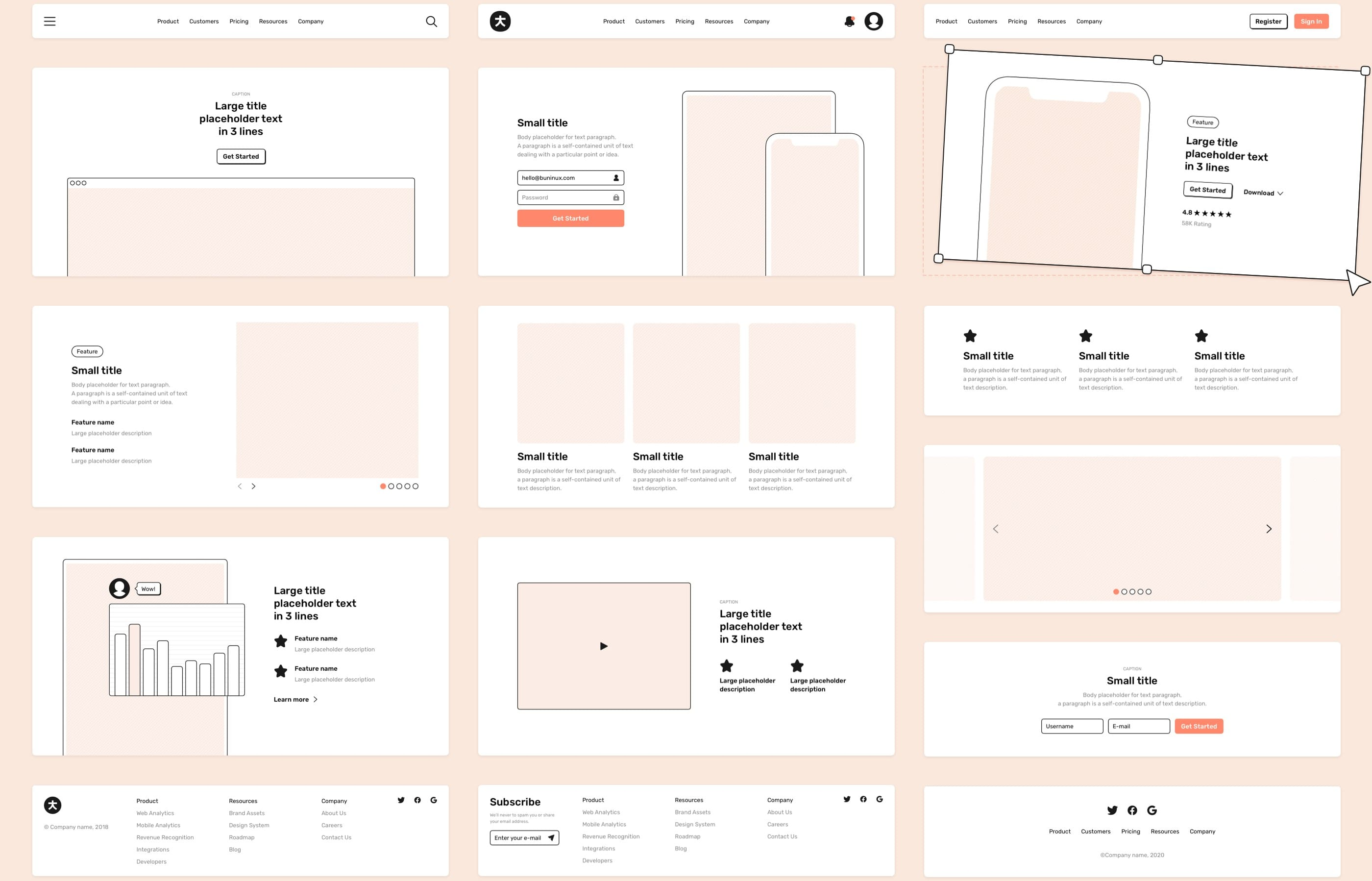 Create Wireframes and Prototypes Quickly