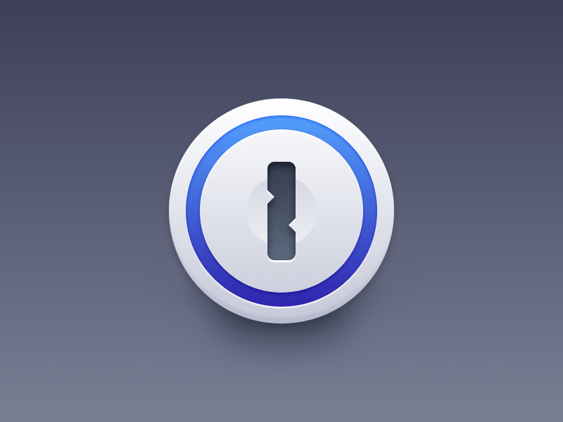 1password Redesign