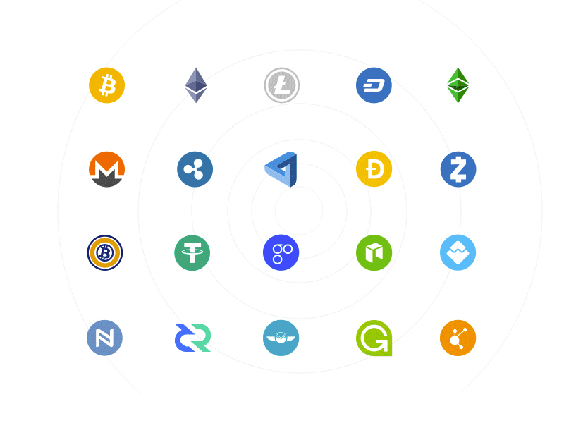 50 Alt Coin Icons