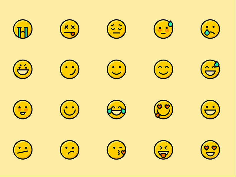 Smiley Icons