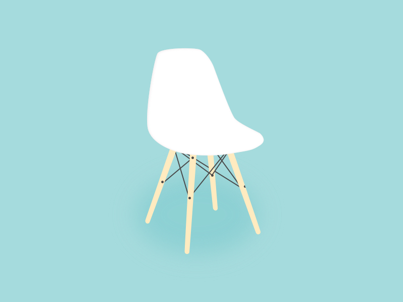 98 Eames Chair