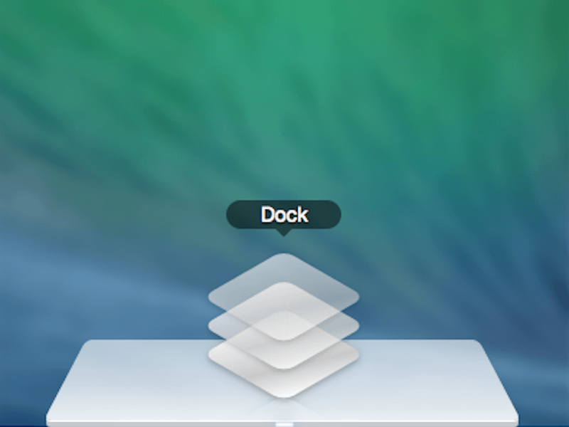 Dock Template Yosemite