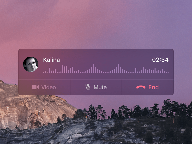 os x facetime popup sketch freebie download free resource for