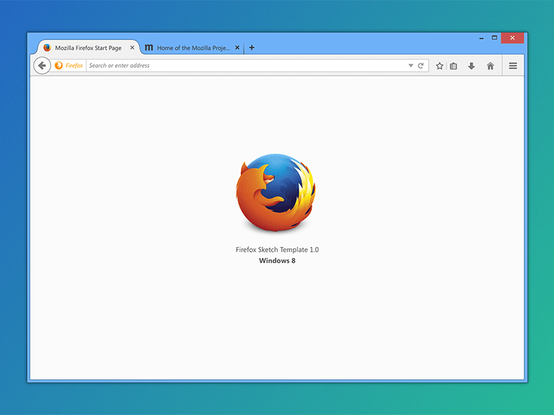 how to end a download on firefox windows 10