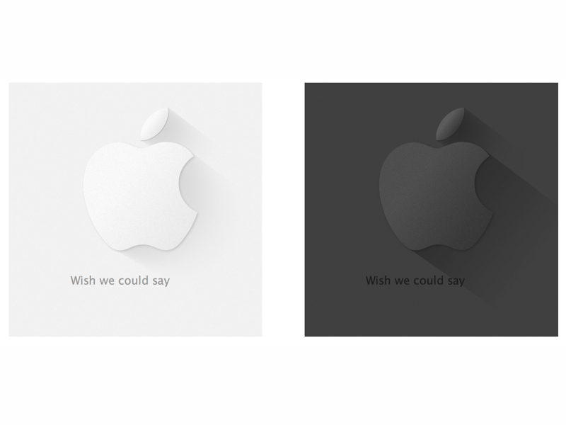 Logo Apple Keynote 2014
