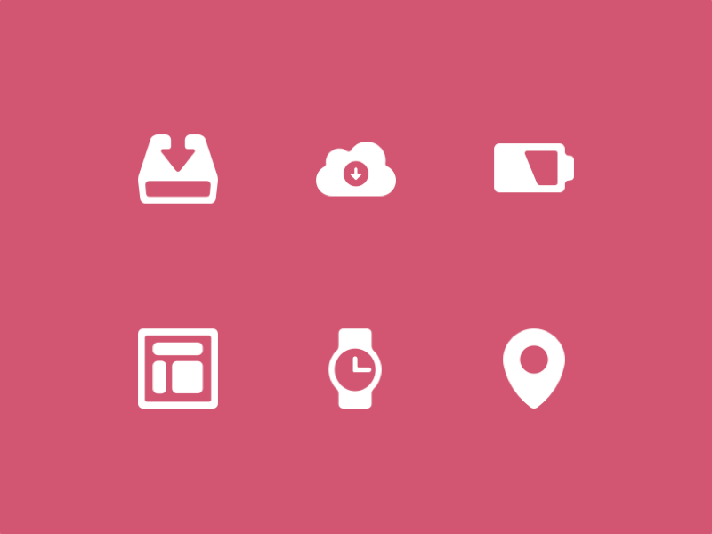 UI Icons - Set 3