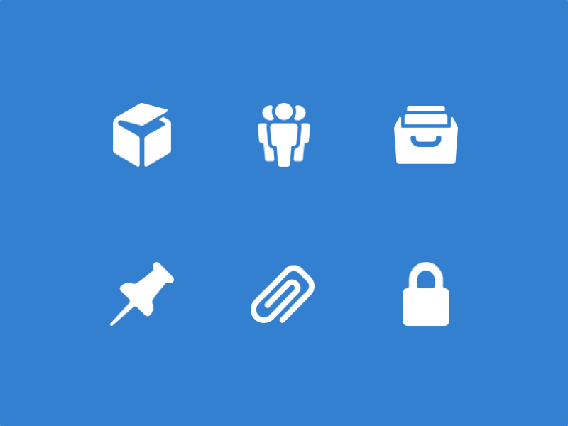 UI Icons - Set 4
