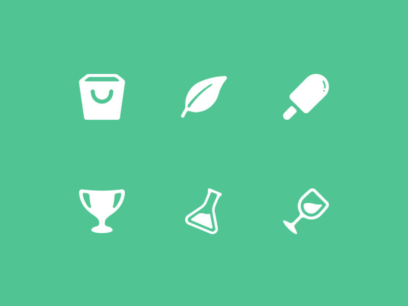 UI Icons - Set 5