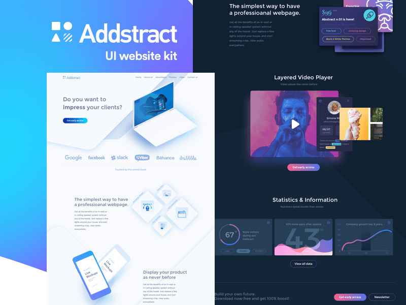 Addstract UI Kit