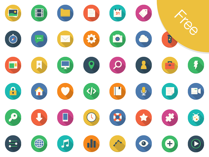 Filo Icon Set