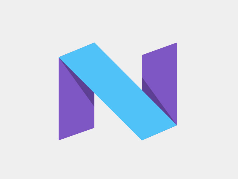 android n logo sketch freebie download free resource for