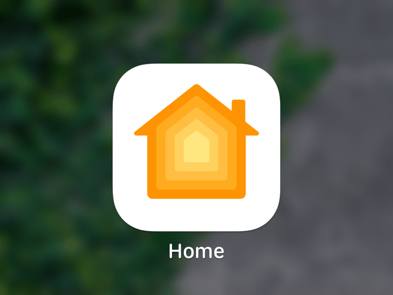 Apple Home App Icon