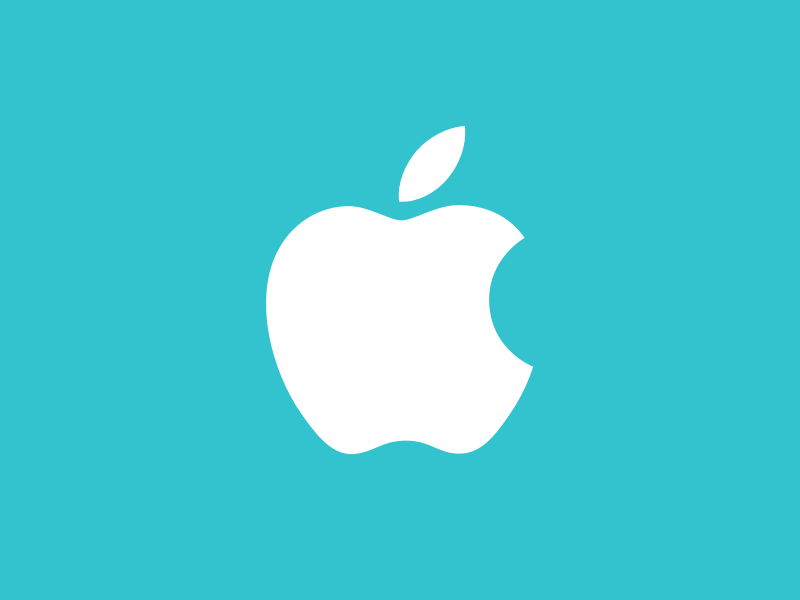 green apple logo png. apple logo green png
