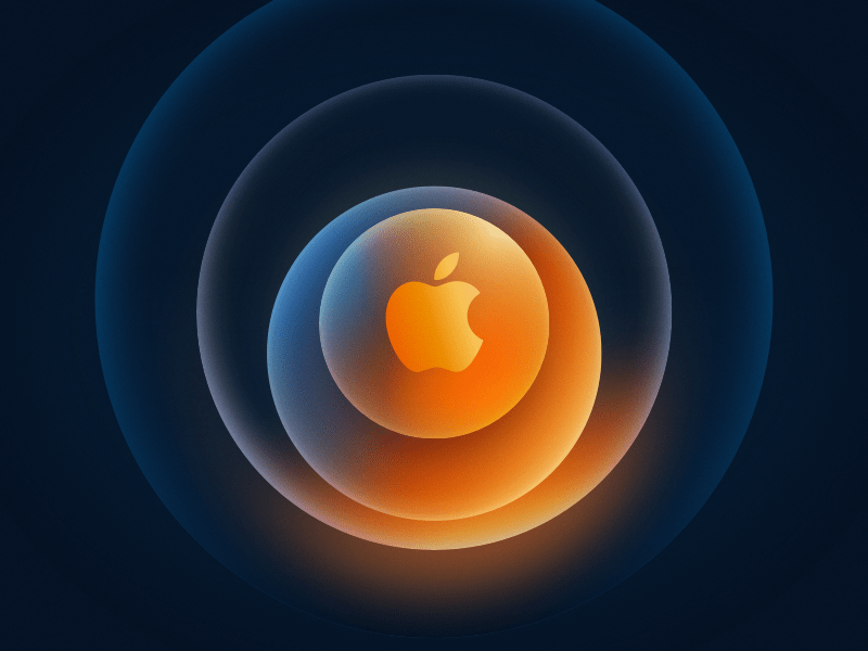 Apple Hi Speed Event Background