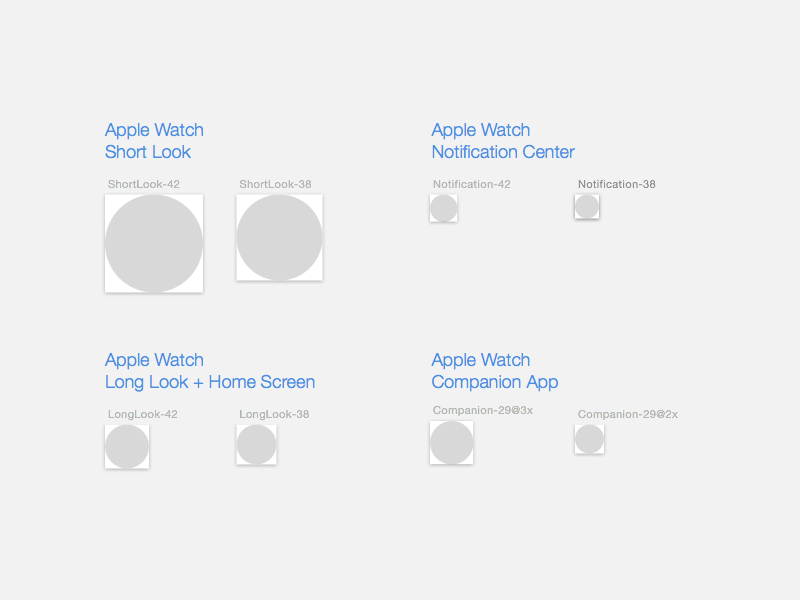 apple watch app icon template sketch freebie download free