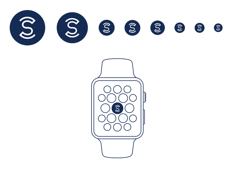 Apple WatchOs Icon Template