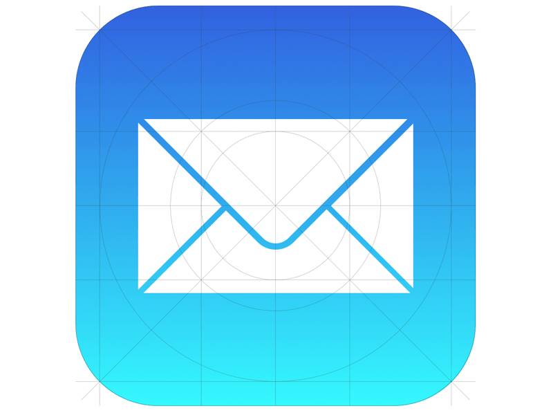 Apple Mail Sketch Freebie Download Free Resource For