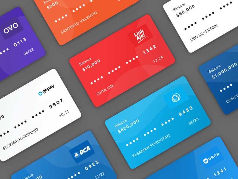 Concept Credit Cards