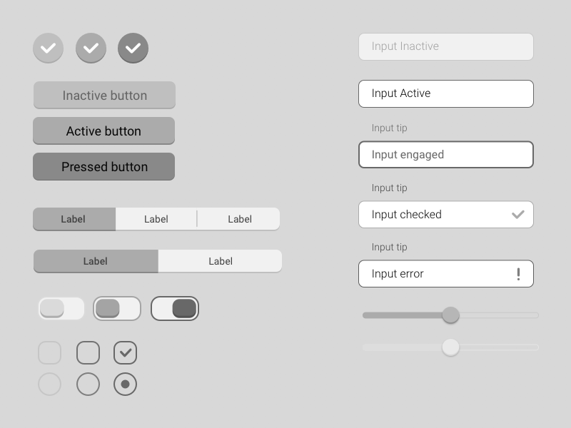 Basic UI Elements