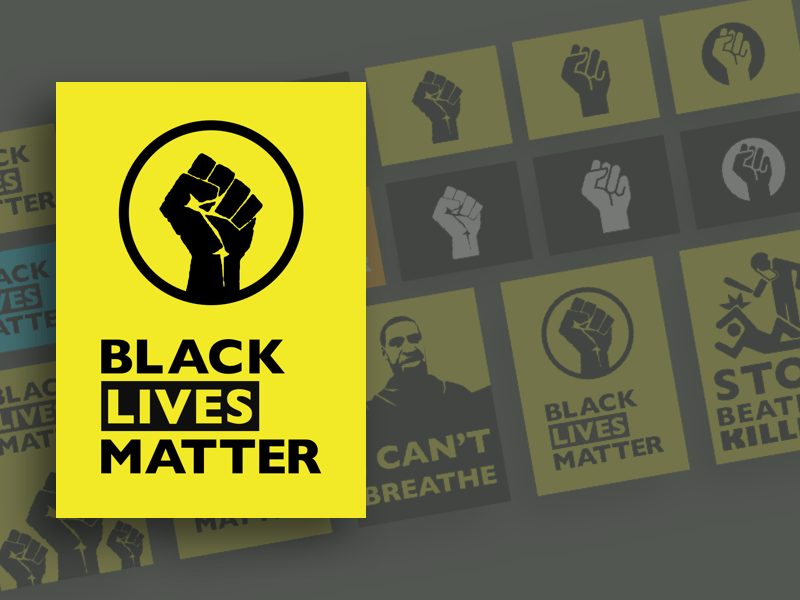 Black Lives Matter Graphics