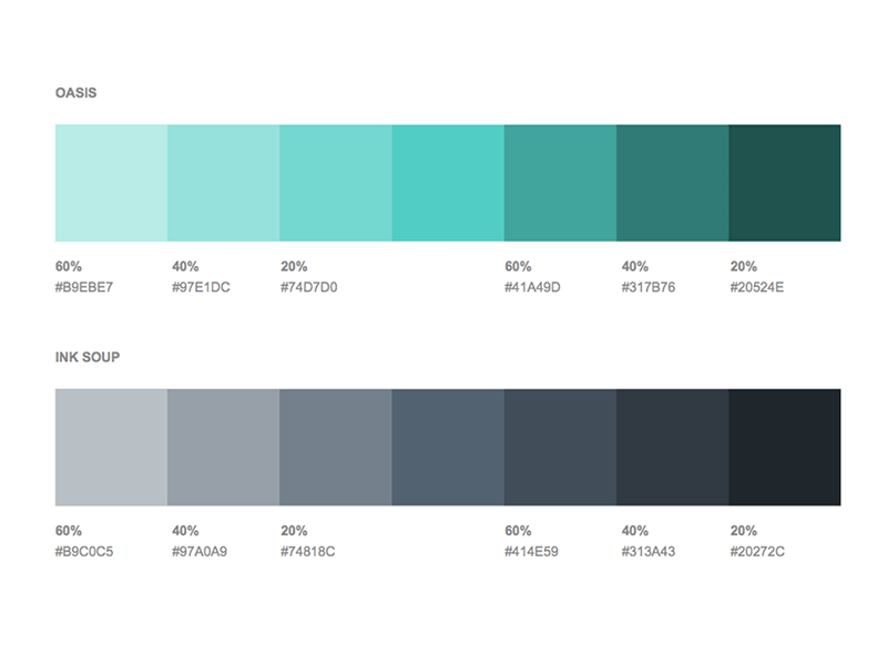 colour palette builder sketch freebie