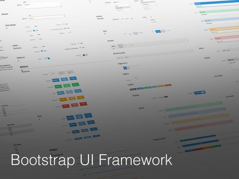 Bootsketch ui framework sketch freebie download free resource for bootsketch ui framework malvernweather Image collections