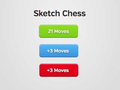 Sketch Chess Button