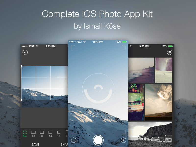 Capture photo app sketch freebie download free resource for Image capture