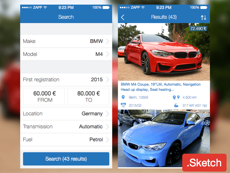 Car Dealer App Idea