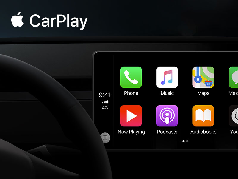 CarPlay Template