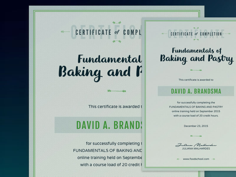 Certificate Template Sketch Freebie Download Free Resource For