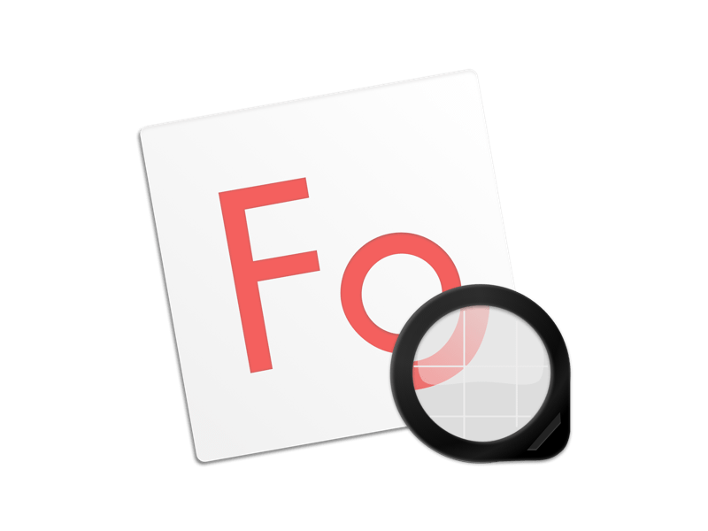 Font Icon from Bohemian Coding