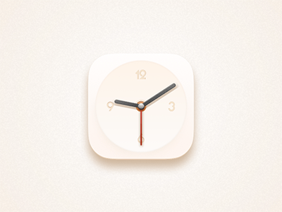 Clock Sketch freebie - Download free resource for Sketch